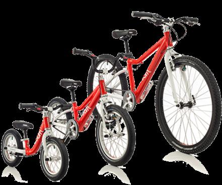 תמונה עבור הקטגוריה אופני ילדים