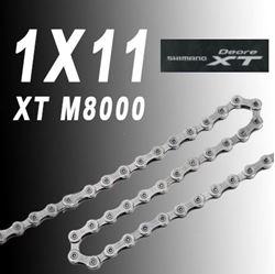 תמונה של שרשרת Shimano HG701 רמת XT