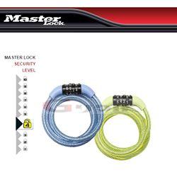 תמונה של מנעול שרשרת Master Lock 8143