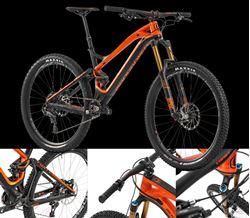 """תמונה של אופני """"27.5 Mondraker Foxy XR Carbon 2016"""