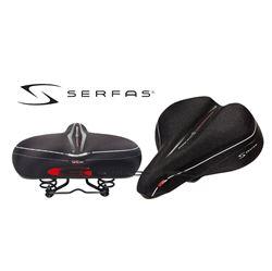 תמונה של אוכף  Serfas Cruiser FS-CR