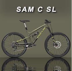 """תמונה של אופני """"27.5 Focus SAM C SL"""