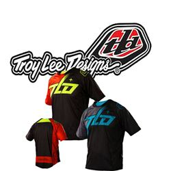 תמונה של חולצת רכיבה קיץ גברים TLD Network