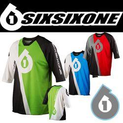 תמונה של חולצת רכיבה קיץ גברים SixSixOne