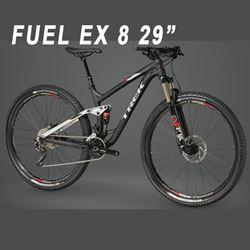 """תמונה של אופני """"Trek Fuel EX 8 2016 29"""