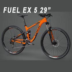 """תמונה של אופני """"Trek Fuel EX 5 2016 29"""