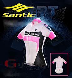 תמונה של חולצת רכיבה נשים שרוול קצר Santic Bonnie