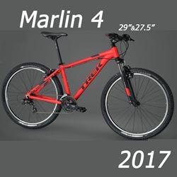 תמונה של אופני הרים Trek Marlin 4 2017