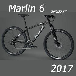 תמונה של אופני הרים Trek Marlin 6 2017
