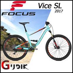 """תמונה של אופני """"27.5 Focus Vice SL"""