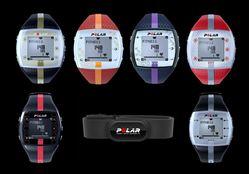 תמונה של שעון דופק Polar FT7