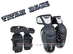תמונה של מגיני מרפק Fox Titan race