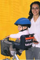תמונה של מושב תינוק קידמי Bellelli  Pulcino argento
