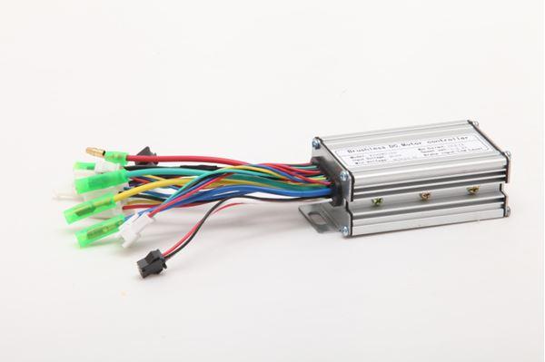 תמונה של בקר לאופניים חשמליות 36/48V 350W