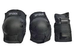 תמונה של מגני ילדים 3 חלקים Spider
