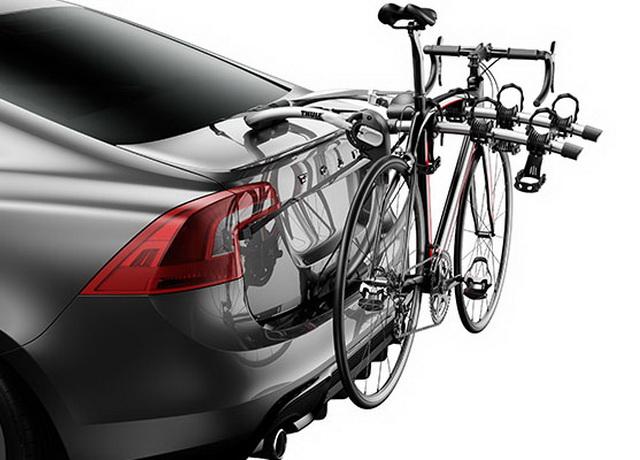 מאוד אופני G. מנשא אחורי ל-3 אופניים Thule Gateway 9007 FW-65