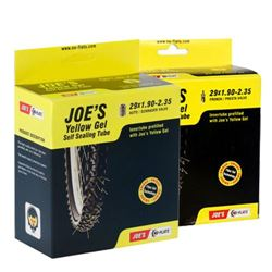 """תמונה של פנימית JOE'S צהובה עם חומר 29"""" ונטיל צרפתי/רגיל"""