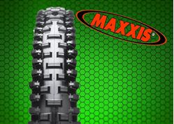 "תמונה של צמיג ""Maxxis Shorty Tubeless Ready 27.5"