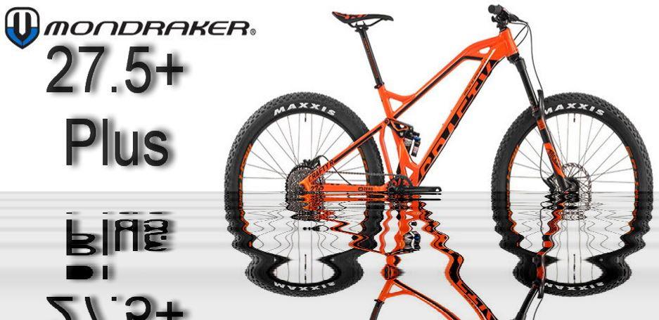 אופני Mondraker 27.5+ Plus