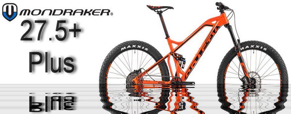 אופני מונדרקר 27.5 פלוס