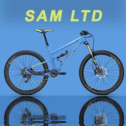 """תמונה של אופני """"27.5 Focus SAM LTD"""