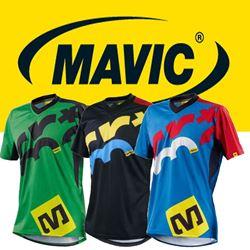 תמונה של חולצת רכיבה קיץ גברים Mavic