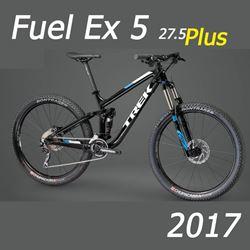 """תמונה של אופני """"Trek Fuel EX 5 2017 +27.5"""