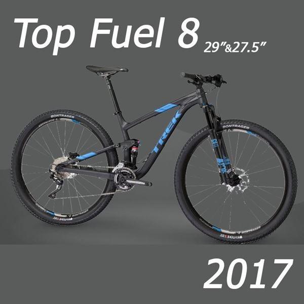 תמונה של אופני Trek Top Fuel 8 2017