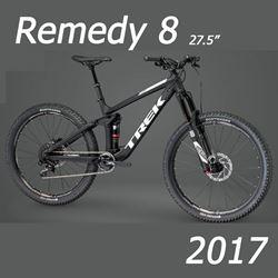 """תמונה של אופני """"Trek Remedy 8 2017 27.5"""