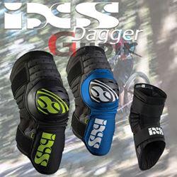 תמונה של מגני ברכיים ושוק IXS Dagger
