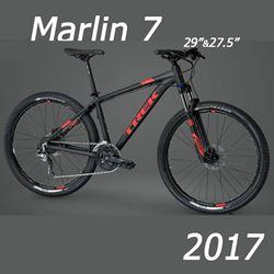 תמונה של אופני הרים Trek Marlin 7 2017