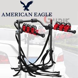 תמונה של מנשא אחורי ל-3 אופניים American Eagle