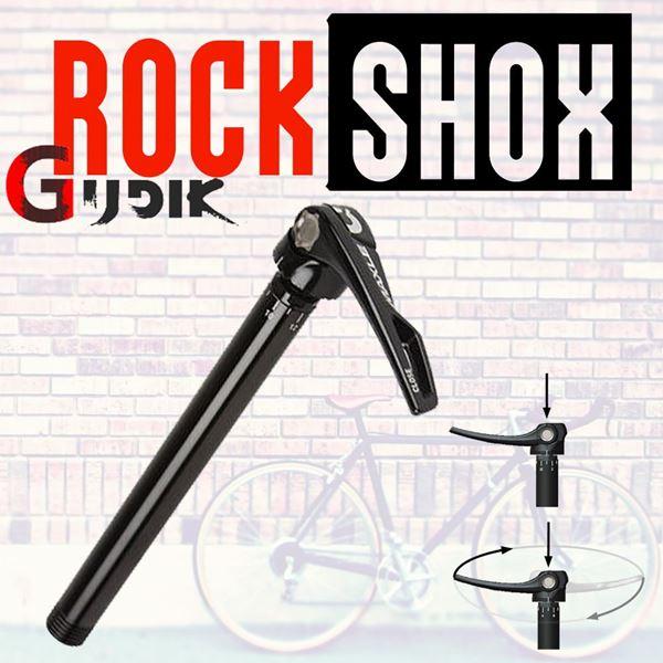 תמונה של ציר 15ממ קדמי למזלגות RockShox Maxle