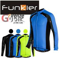 תמונה של חולצת רכיבה שרוול ארוך Funkier Firenze J730-5-LW