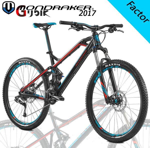 """תמונה של אופני """"27.5 Mondraker Factor 2017"""