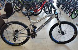 """תמונה של אופני """"27.5 Mondraker Factor RR - משומש"""