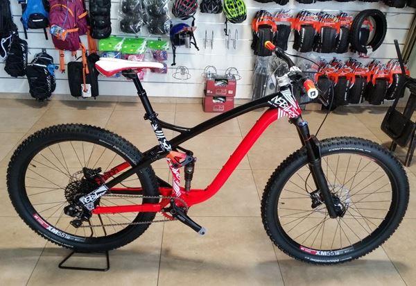 """תמונה של אופני """"NS Bikes Snabb E Di2 27.5"""