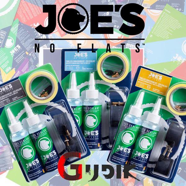תמונה של ערכת הסבה לטיובלס Joe's Tubless Eco
