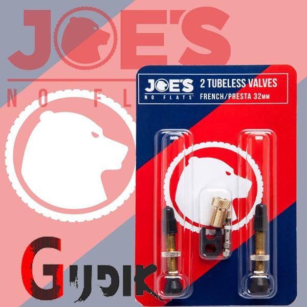 תמונה של ונטיל טיובלס Joe's-2 Tubeless FV valves