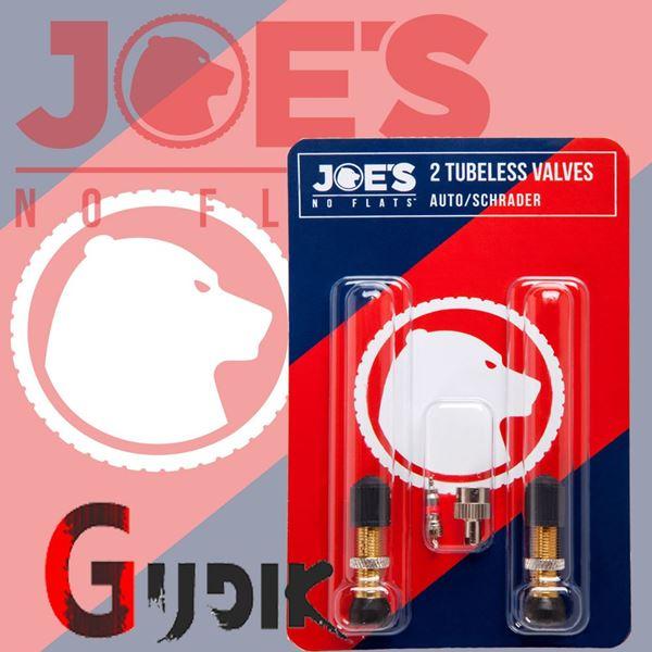 תמונה של ונטיל טיובלס Joe's 2 Tubeless AV valves