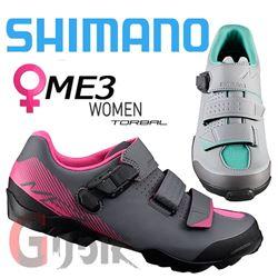 תמונה של נעלי רכיבה וספינינג לנשים Shimano ME3