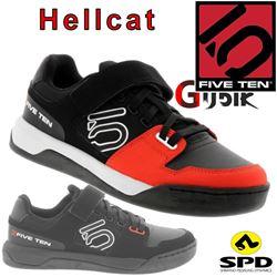 תמונה של נעלי רכיבה Five Ten-Hellcat