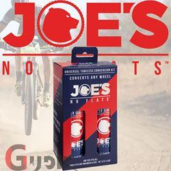 תמונה של ערכה אוניברסלית להסבת גלגלי טיובלס Joe's Tubless
