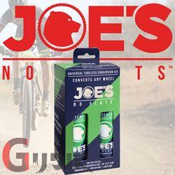 תמונה של ערכה אוניברסלית להסבת גלגלי טיובלס Joe's Tubless Eco