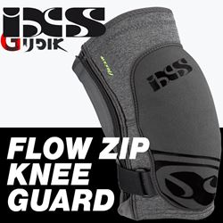 תמונה של מגני ברכיים  IXS Flow ZIP