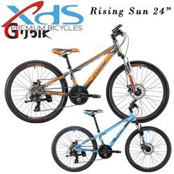"""תמונה של אופני הרים לילדים """"XDS Rising Sun 24"""