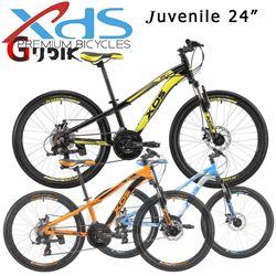"""תמונה של אופני הרים לילדים """"XDS Juvenile 24"""