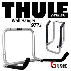 תמונה של מתלה ל-2 אופניים לקיר Thule Wall Hanger 9771