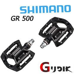 תמונה של פדלים פלאט Shimano GR500