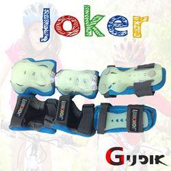 תמונה של מגני ילדים 3 חלקים Joker